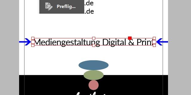 InDesign | Fehlerkorrektur 'BILDER und OBJEKTE' > 'Probleme beim Anschnitt/Zuschnitt' > 'Textrahmen' - Bild 17
