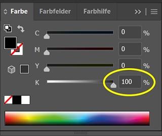 InDesign | Fehlerkorrektur 'FARBE' > 'Farbraum ist nicht zulässig' > verknüpfte Illustrator-Datei - Bild 12