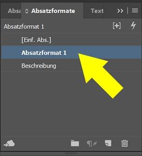 InDesign   Fehlerkorrektur 'TEXT' > 'Formatabweichung' - Bild 3