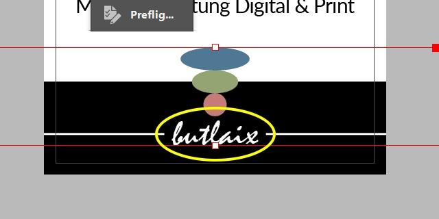 InDesign | Fehlerkorrektur 'TEXT' > 'Nicht proportionale Schriftenskalierung' - Bild 2
