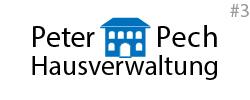 Pech Hausverwaltung - Logo - Muster 03