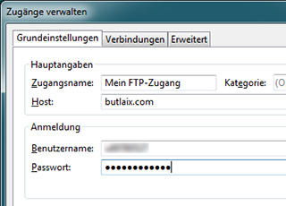 WordPress-Backup - Bild 02