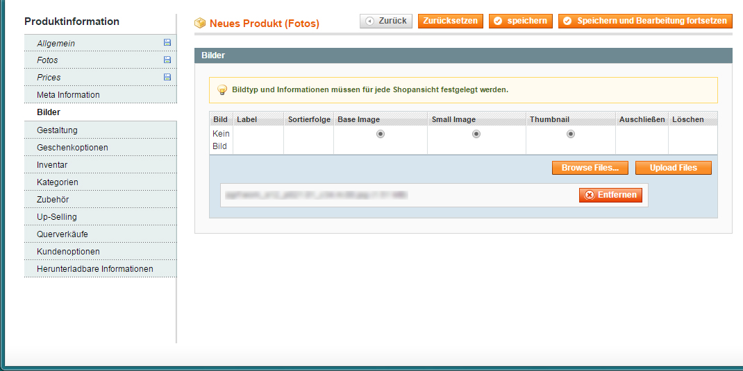 Magento - Downloadartikel anlegen u. hochladen (5)