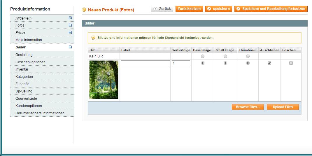 Magento - Downloadartikel anlegen u. hochladen (6)