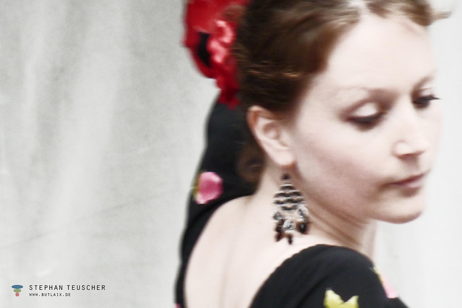 Foto: »Die Flamenco-Tänzerin - No.4«