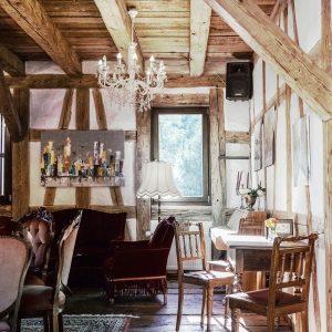 Foto: »Café im Kloster - No.3« (butlaix look)