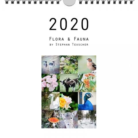 Foto: »Kalender 2020 - Deckblatt«