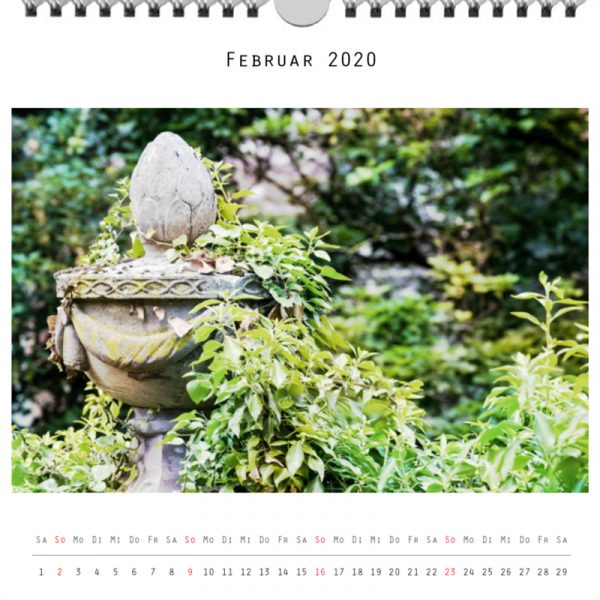 Foto: »Kalender 2020 - Monat Februar«