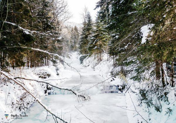 Foto: »Winterlandschaft - No.3« (butlaix look)