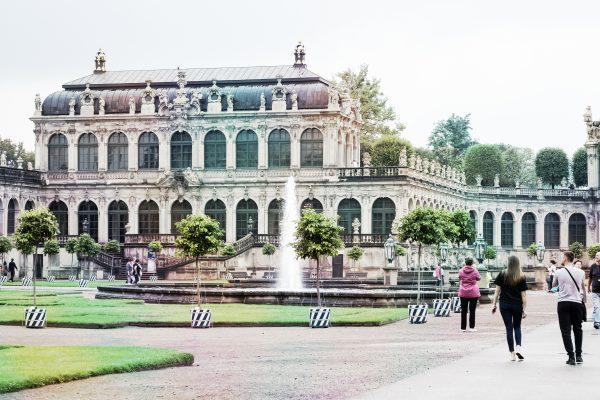 Foto: »Zwinger ( Dresden ) - No.1«