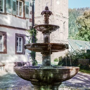 Foto: »Klosteranlage Hirsau [Monastery Grounds Hirsau] - No.3«