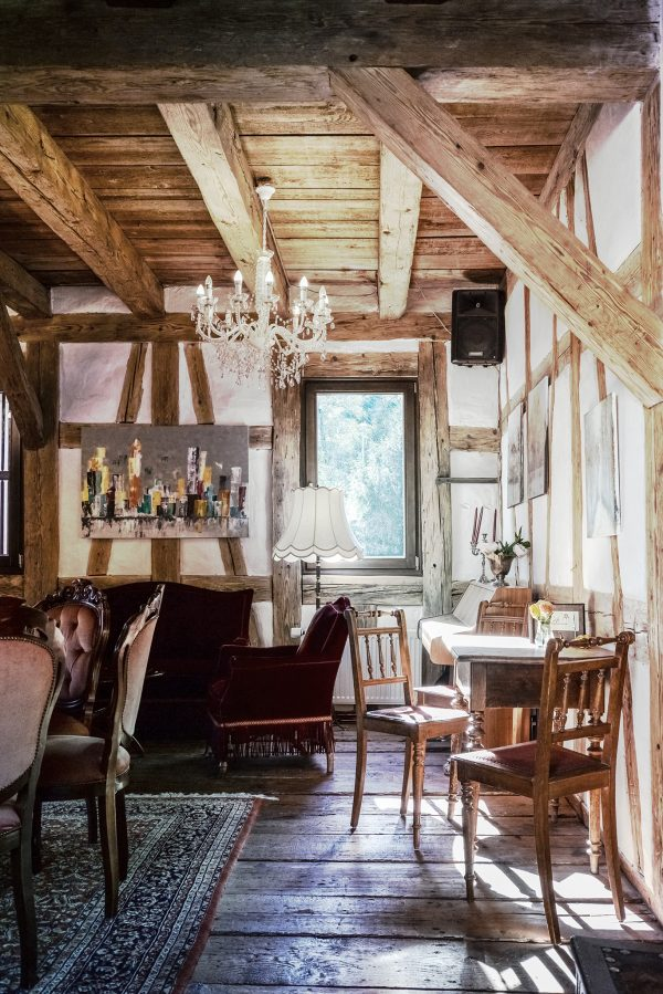 Foto: »Café im Kloster - No.3«