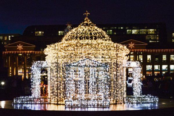 Foto: »Stuttgarter Lichtskulpturen - No.3«