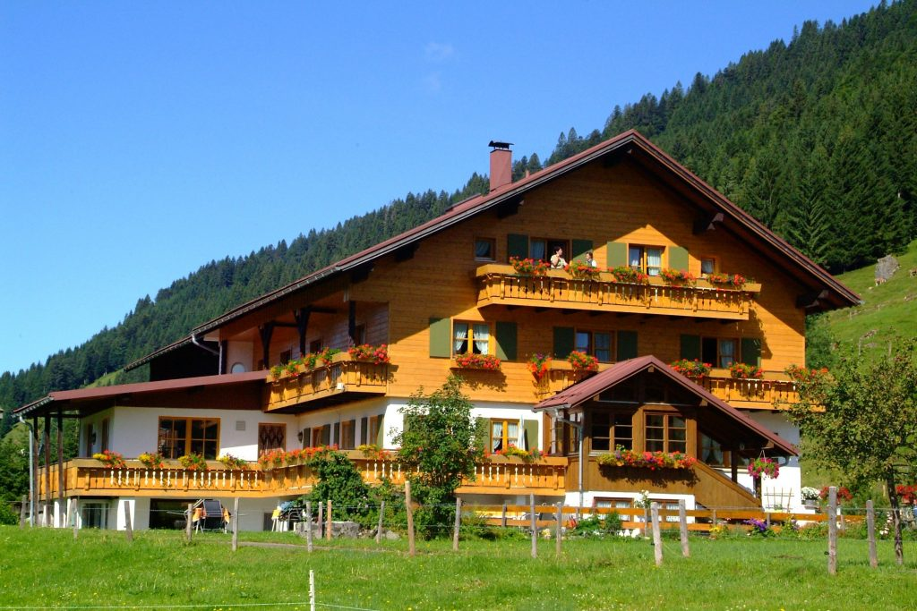 Foto: »Bergpension«