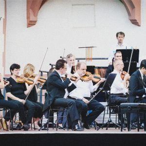 Foto: »Orchesterprobe [ Orchestral Rehearsal ] - No.2«