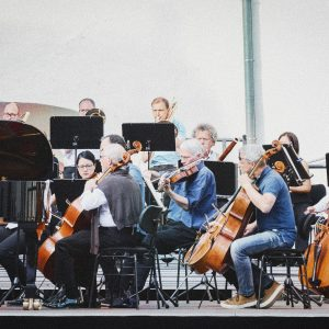 Foto: »Orchesterprobe [ Orchestral Rehearsal ] - No.3«