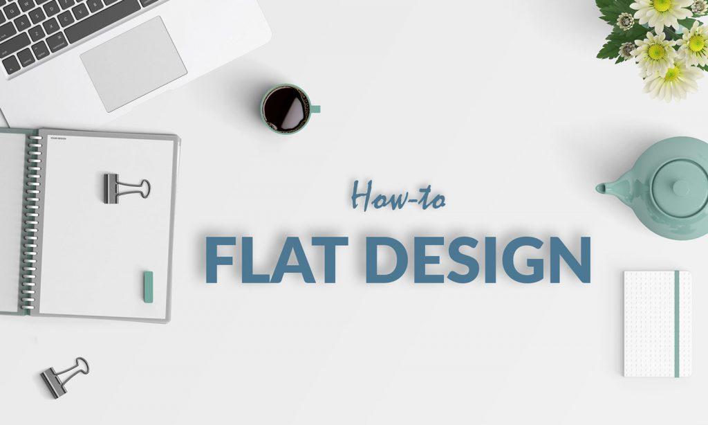 Entry Image - up-art im Flat Design