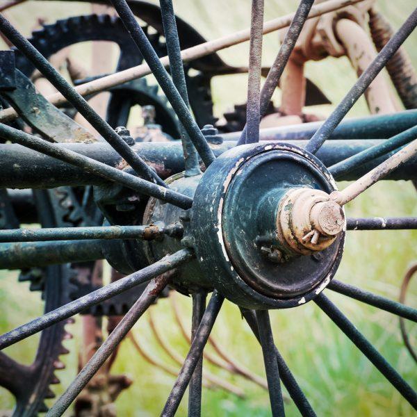 Foto: »Landwirtschaftliches Gerät [Agricultural Device] - No.2«