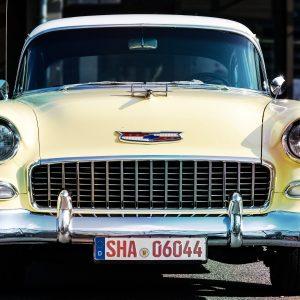 Foto: »Oldtimer [vintage car] - No.4«