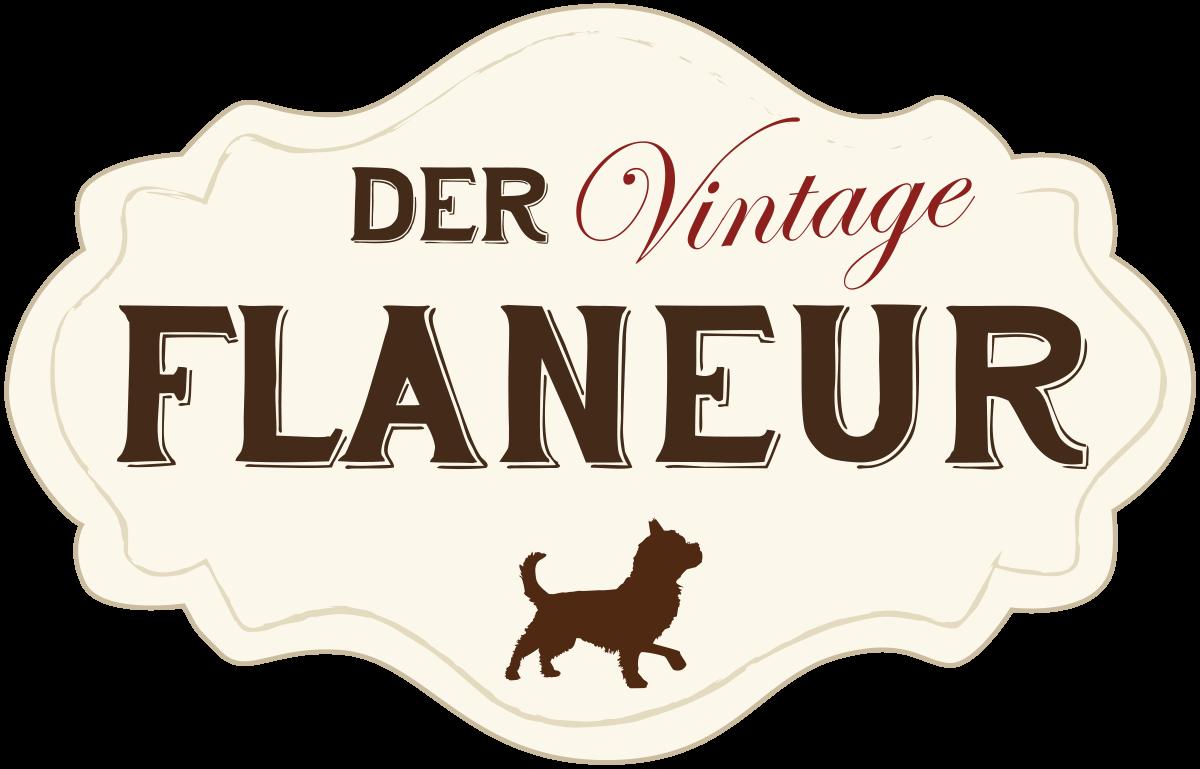 Logo »Der Vintage Flaneur«