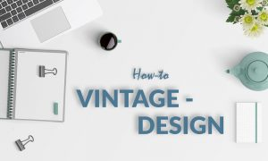 Entry Image - up-art im Vintage Design