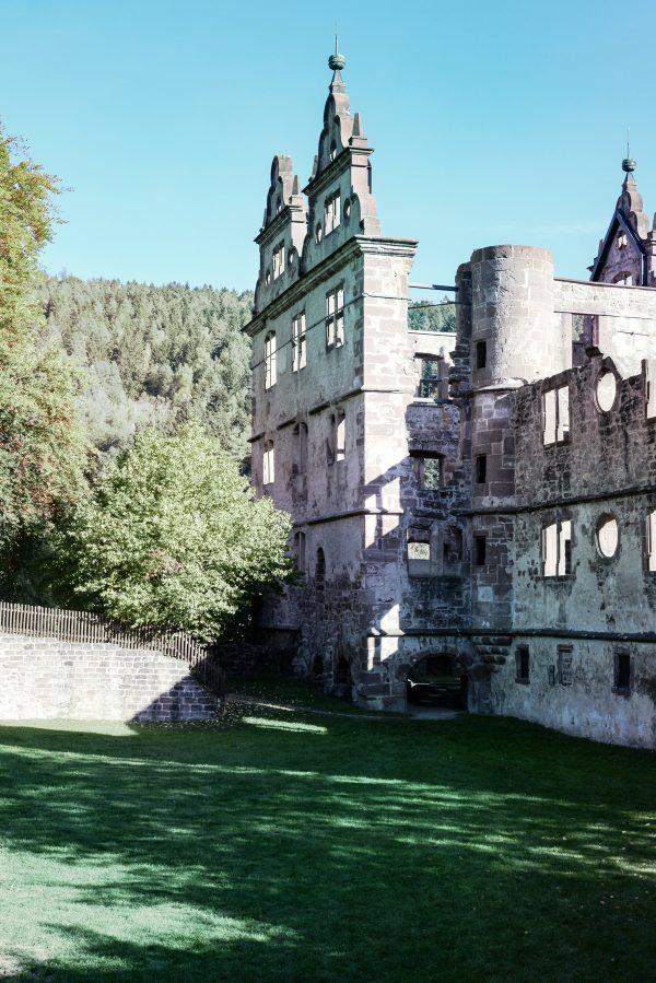 Foto: »Klosteranlage Hirsau [Monastery Grounds Hirsau] - No.10«