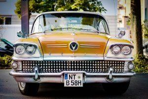 Foto: »Oldtimer [vintage car] - No.3«